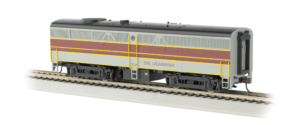 Erie Lackawanna - ALCO FB-2 (HO Scale)