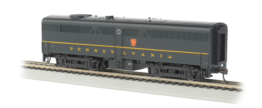 PRR (Single Stripe Keystone) - ALCO FB-2