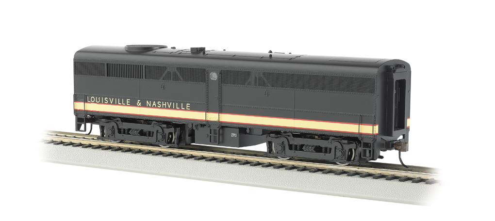Louisville & Nashville - ALCO FB-2 - DCC Sound Value (HO Scale)