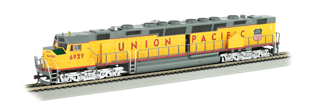 Union Pacific® #6929 - DD40AX -DCC Sound Value (HO Scale)