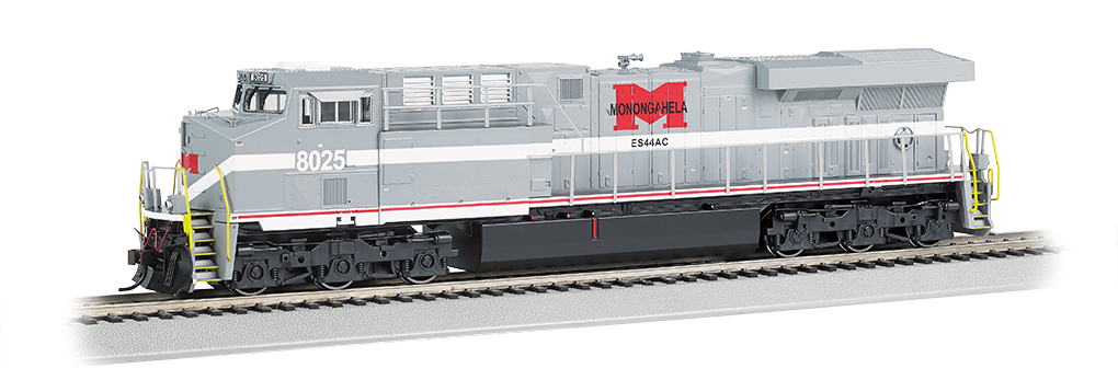Monongahela - NS Heritage - GE ES44AC - DCC Sound Value (HO)
