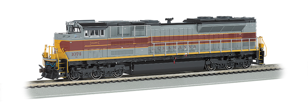 Lackawanna - NS Heritage - SD70ACe - DCC Sound Value (HO Scale)
