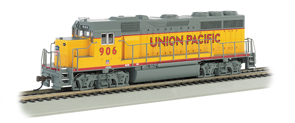 Bachmann 66301 HO GP40 DCC UP 160-66301 BAC66301