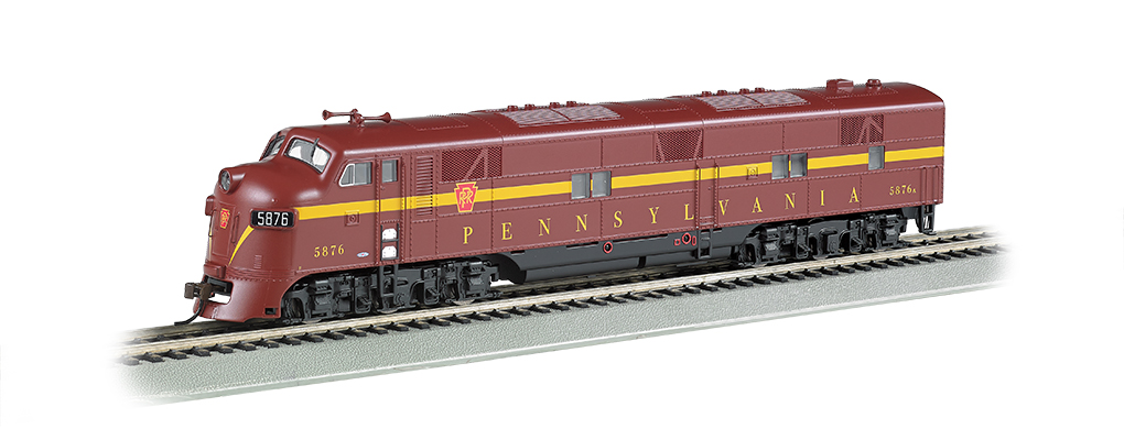 PRR - Single Stripe E7-A (HO Scale)