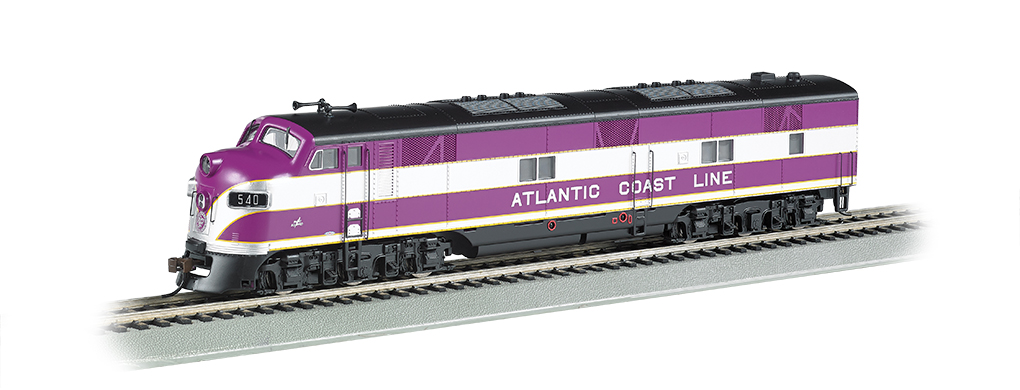Atlantic Coast Line- E7-A (HO Scale)