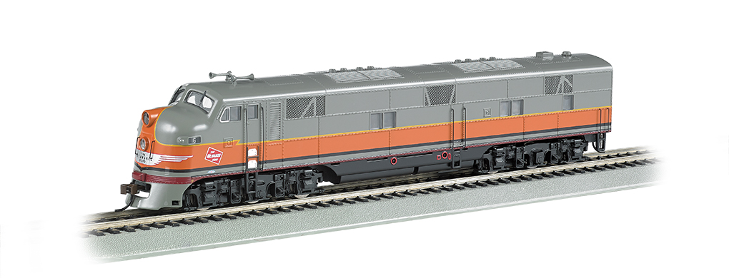 Milwaukee Road - E7-A (HO Scale)