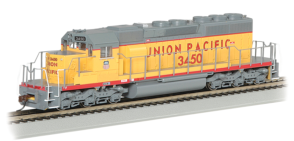 Union Pacific® #3450 - SD40-2 - DCC Sound Value (HO Scale)