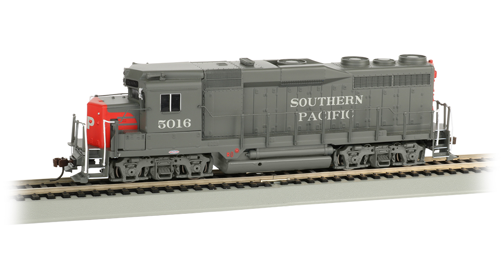SP #5016 (Bloody Nose) - GP30 -DCC Sound Value (HO Scale)