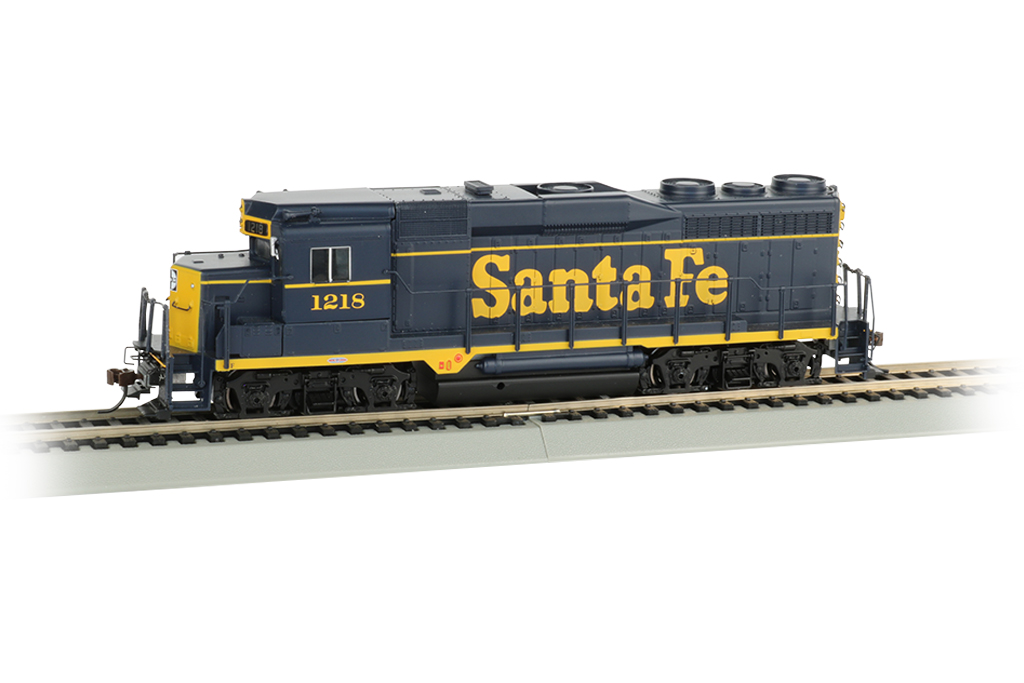 Santa Fe #1218 - GP30 -DCC Sound Value (HO Scale)