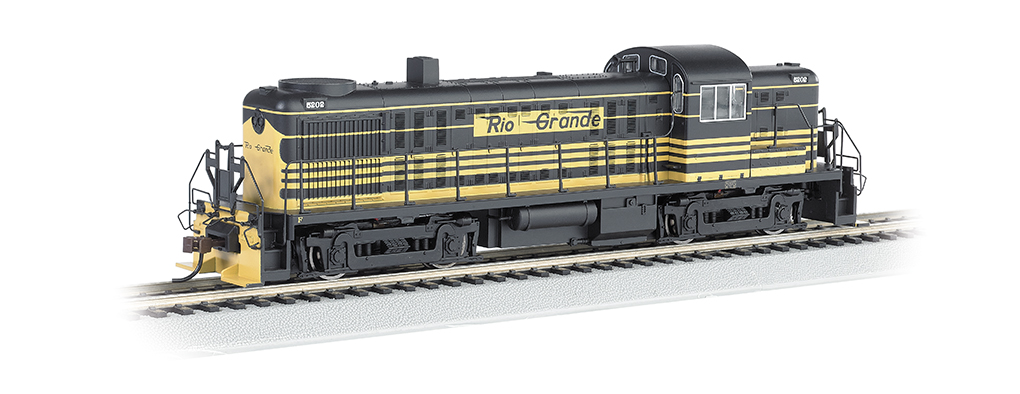 Rio Grande™ #5202 - RS-3 - E-Z App® Train Control