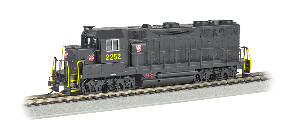 Pennsylvania #2252 - GP35 - E-Z App® Train Control