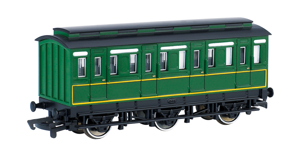 Emily's Brake Coach (HO Scale)
