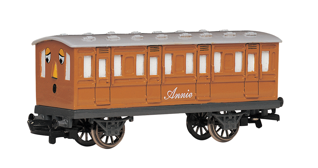 Annie Coach (HO Scale) - Click Image to Close