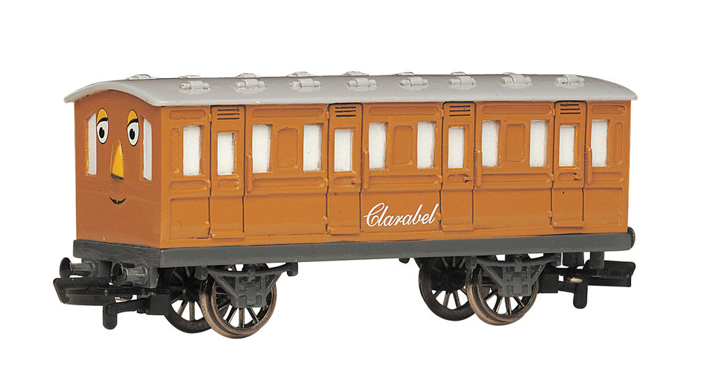 Clarabel Coach (HO Scale)