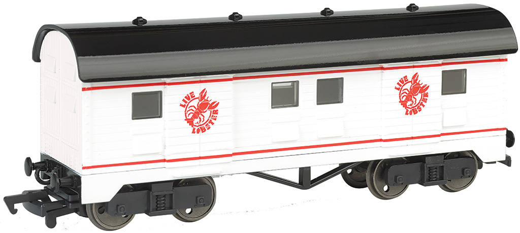 BAC77017 Bachmann Industries HO Refrigerator Car/Lobsters 160-77017