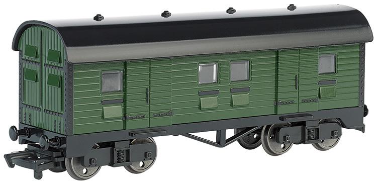 BAC77018 Bachmann Industries HO Mail Car green 160-77018