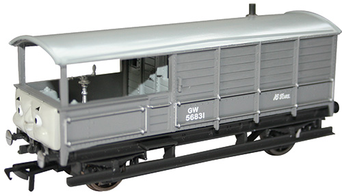 BAC77019 Bachmann Industries HO Toad the Caboose 160-77019