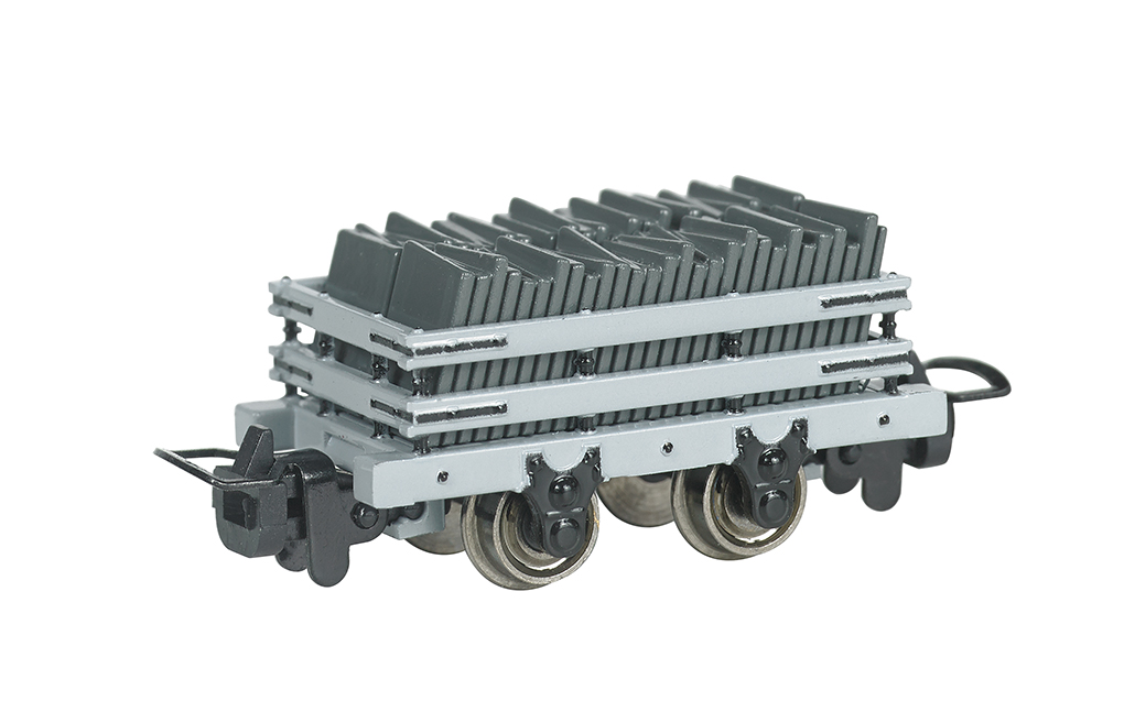Narrow Gauge Slate Wagon w/ load (HOn30 Scale)