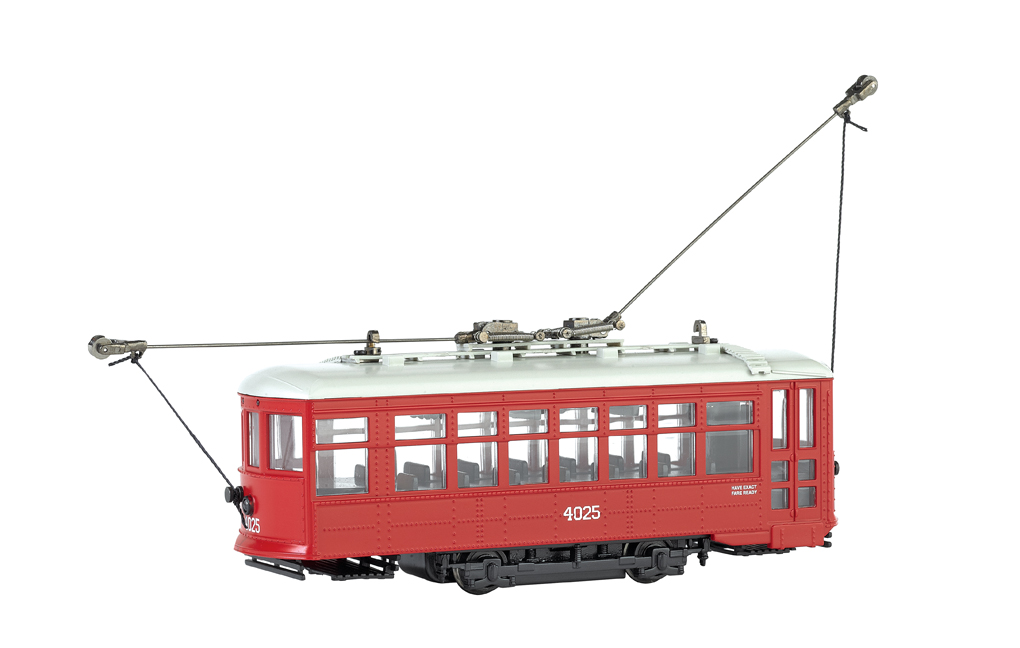 Baltimore - Birney Streetcar - DCC (HO Scale)