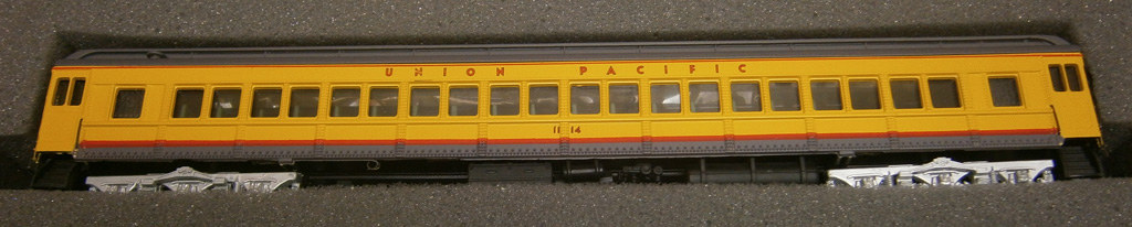 Union Pacific® Heavyweight Coach #1114