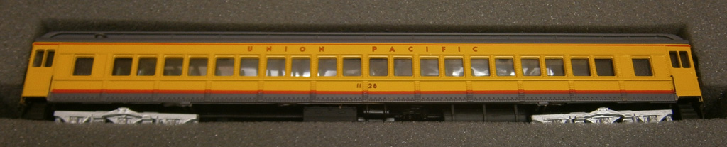 Union Pacific® Heavyweight Coach #1128