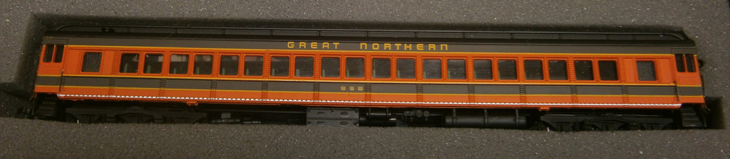 Great Northern Heavyweight Coach #958