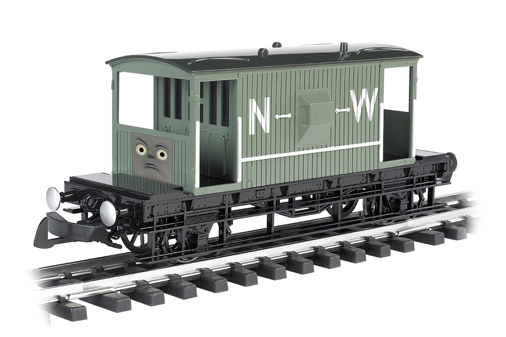Spiteful Brake Van (HO Scale)