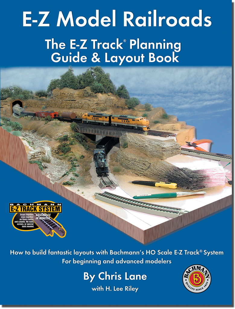 E-Z Model Railroads Track Planning Book (HO Scale)