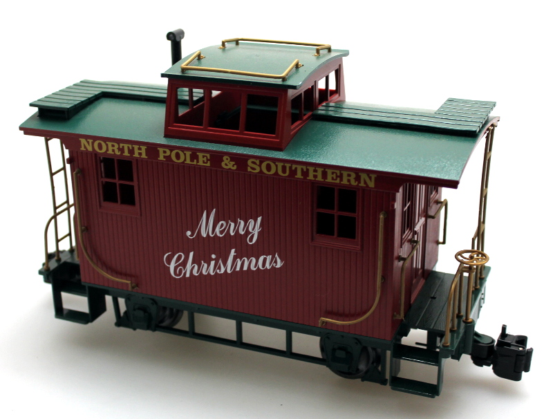 Caboose - North Pole & Southern (Large scale)