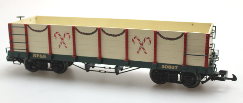 Gondola #50807 - North Pole & Southern (Large scale)