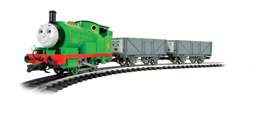 Percy and the Troublesome Trucks