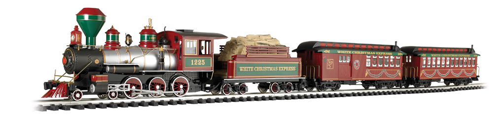White Christmas® Express - Click Image to Close