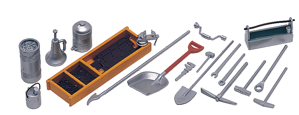Track Tools (Large Scale)