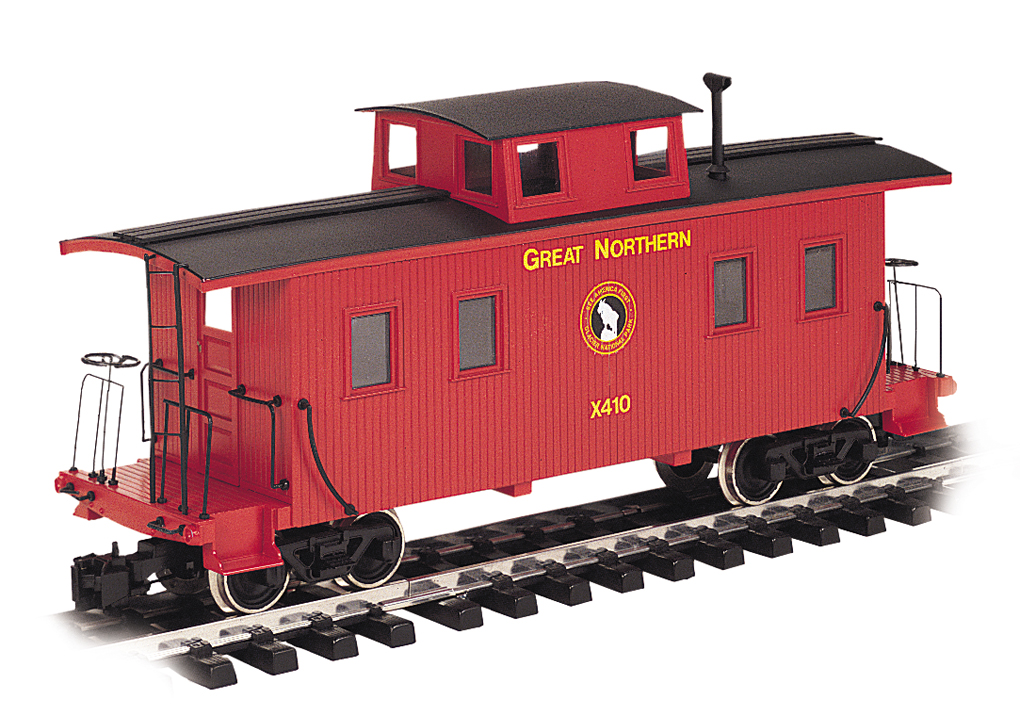 Great Northern - Eight-Wheel Center Cupola Caboose