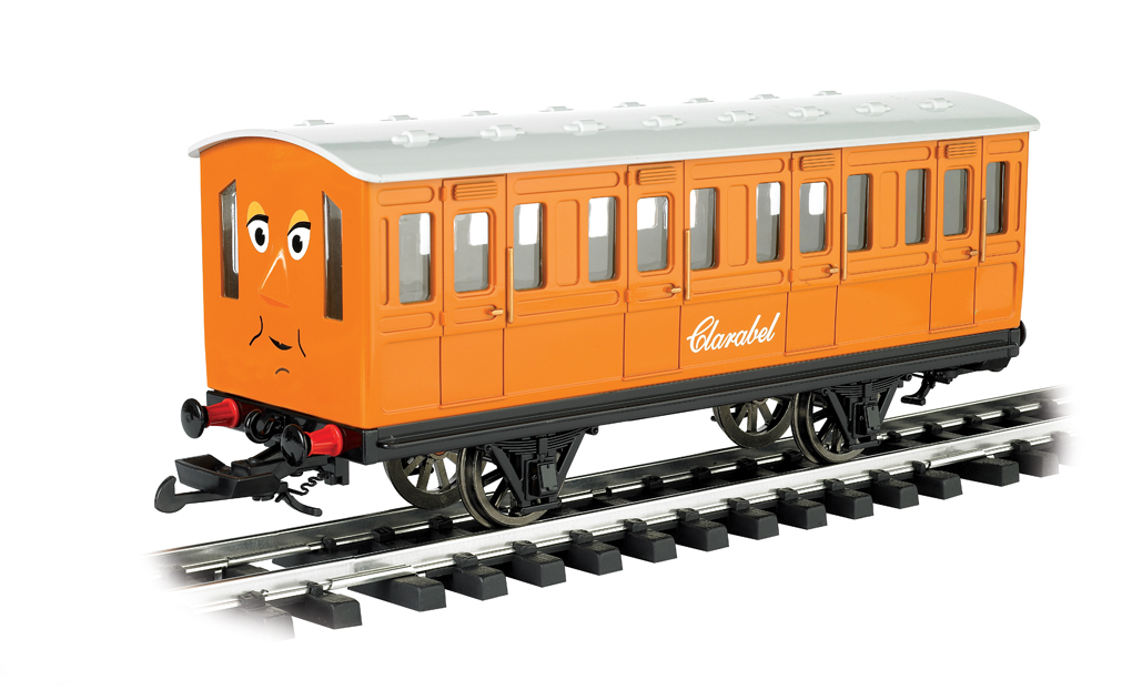 Clarabel Coach - Click Image to Close