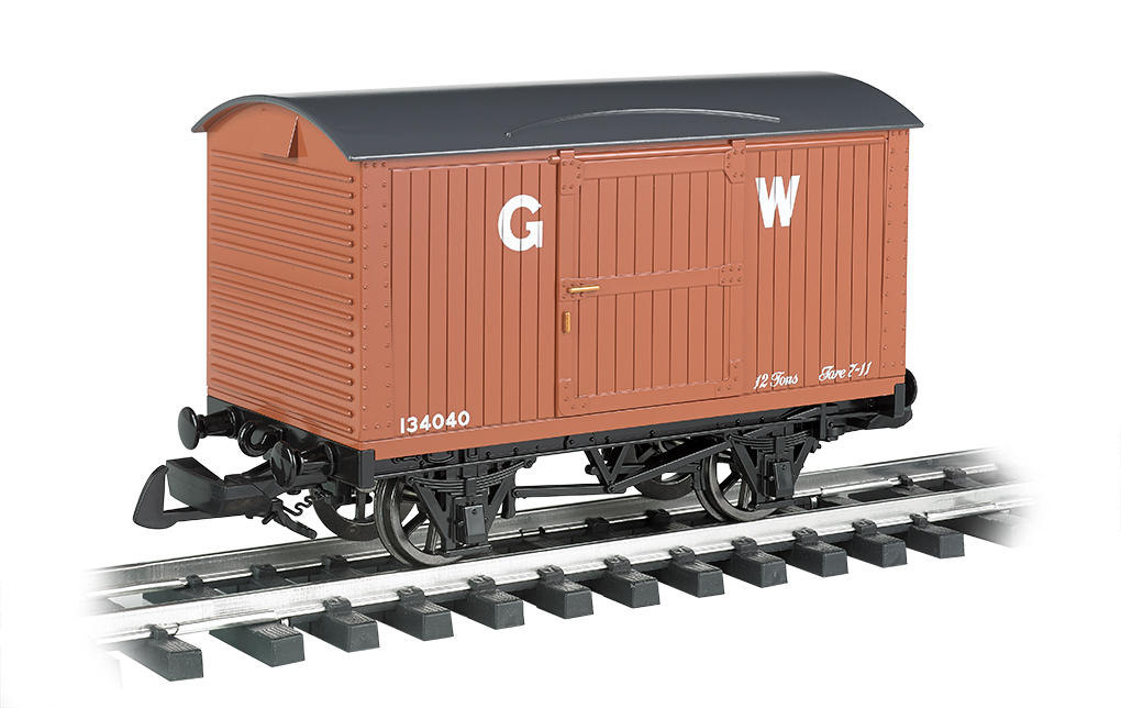 Box Van - Great Western