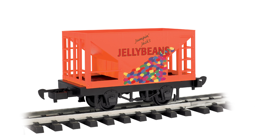 Hopper Car - Jumpin' Jack's Jelly Beans