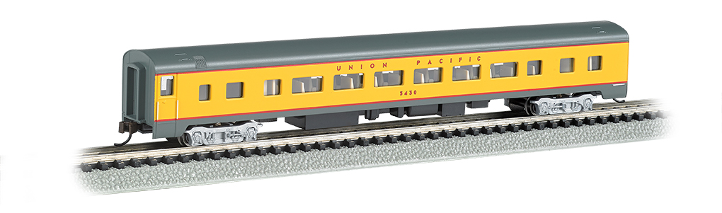 Union Pacific® - 85ft Smooth-Sided Coach