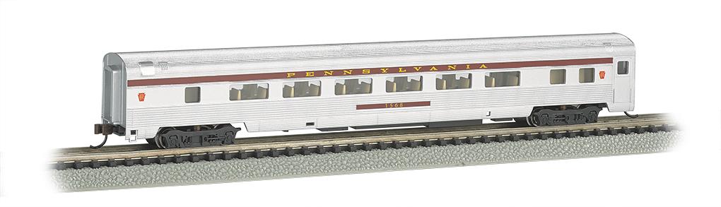 BAC14752 Bachmann Industries N 85' Strmln Coach PRR 160-14752