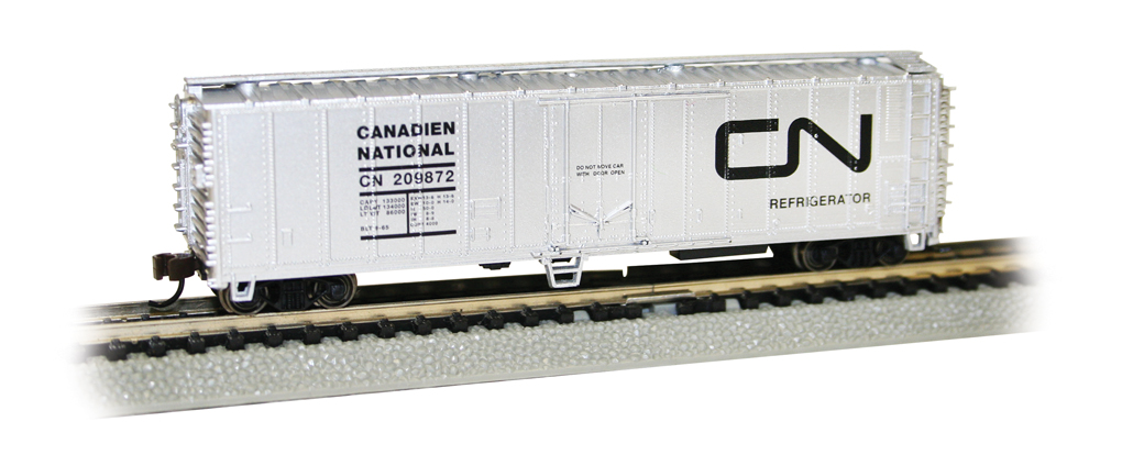 Canadian National - ACF 50' Steel Reefer