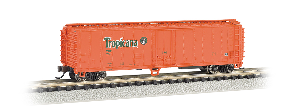 Tropicana - Orange - ACF 50' Steel Reefer