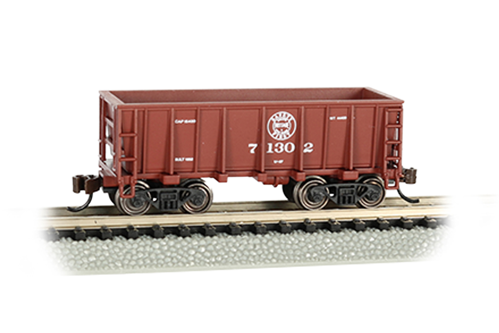 DM&IR - Mineral Red Ore Car (N Scale)