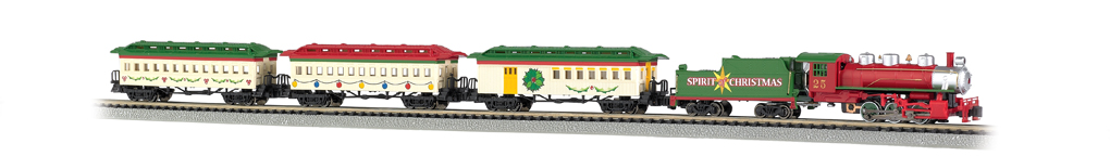 Spirit of Christmas (N Scale) - Click Image to Close
