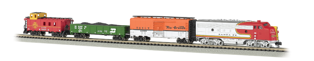 Super Chief (N Scale) - Click Image to Close