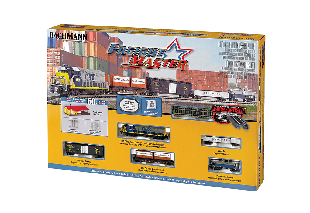 Freightmaster (N Scale) - Click Image to Close