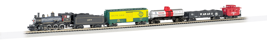 Trailblazer (N Scale) - Click Image to Close