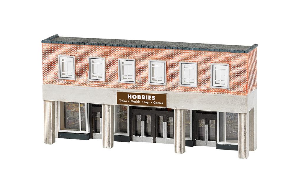 BAC35055 Bachmann Industries N Hobby Store 160-35055