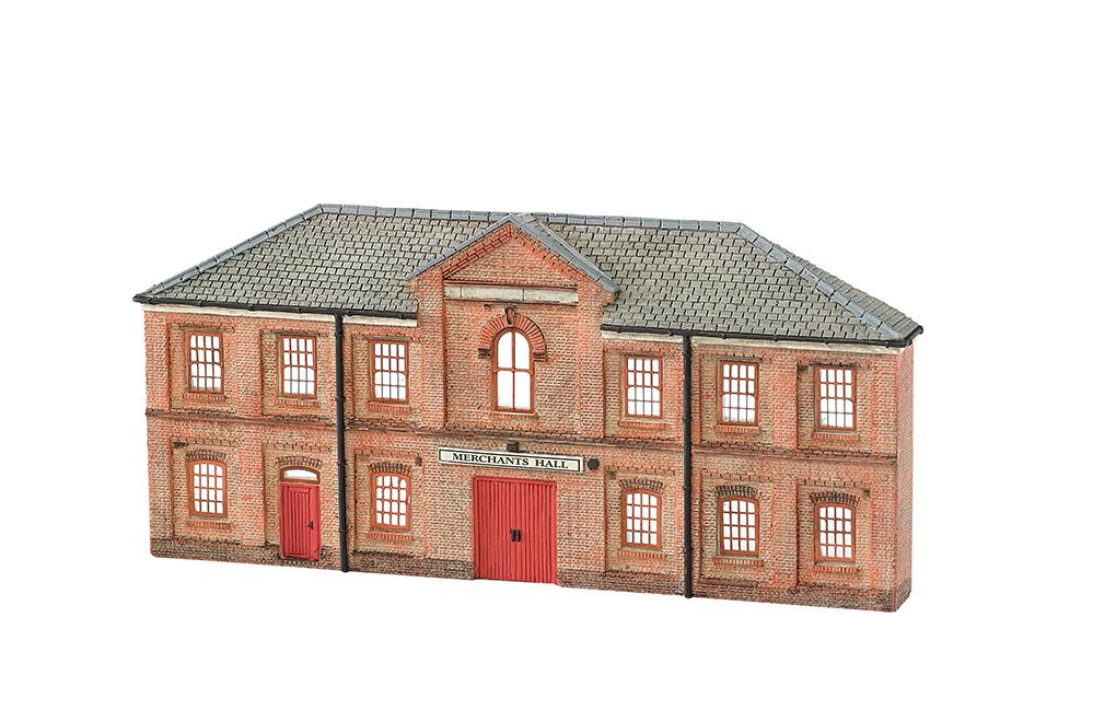 Bachmann 35056 N Merchant's Hall False-Front Building