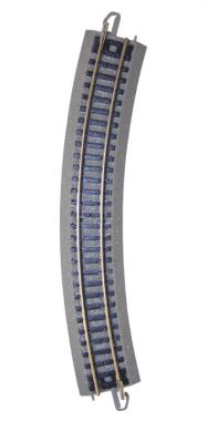 "11.25"" Radius Curved - Bulk (N Scale) - Click Image to Close"