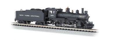 New York Central® #1235 - Baldwin 4-6-0 Steam Locomotive